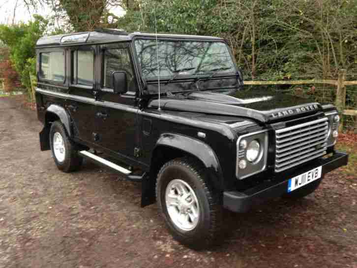 Land Rover Defender 110 XS Stationwagon