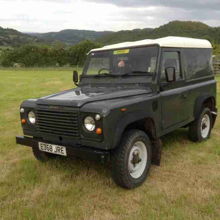 Land Rover Defender 90. Car For Sale
