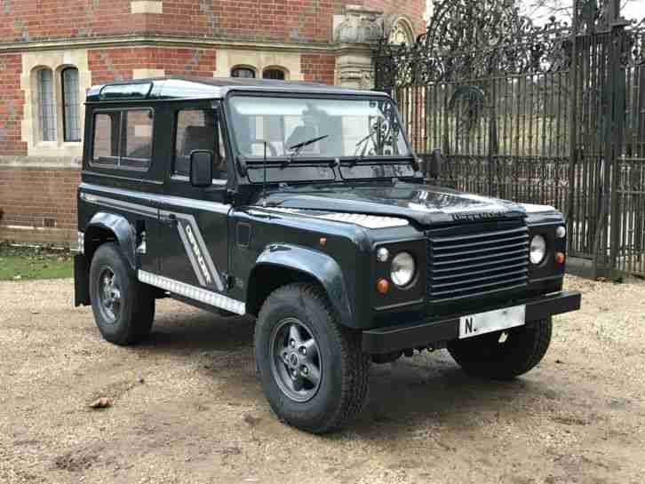 Land Rover Defender 90 7 Seater 'Been