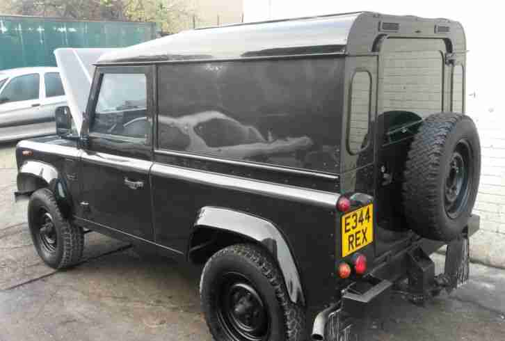 Land Rover Defender 90 SWB Diesel Turbo