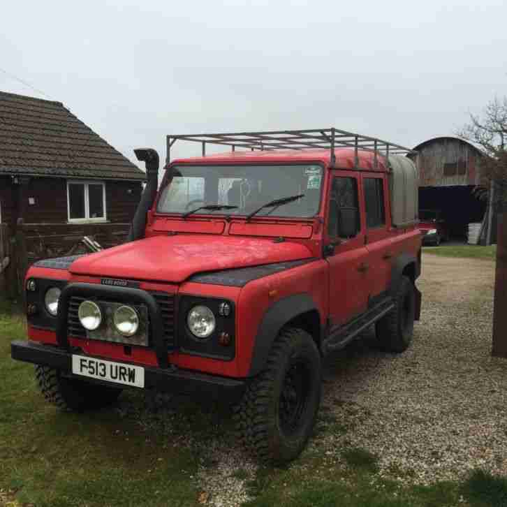 Land Rover Defender Double Cab. Car For Sale