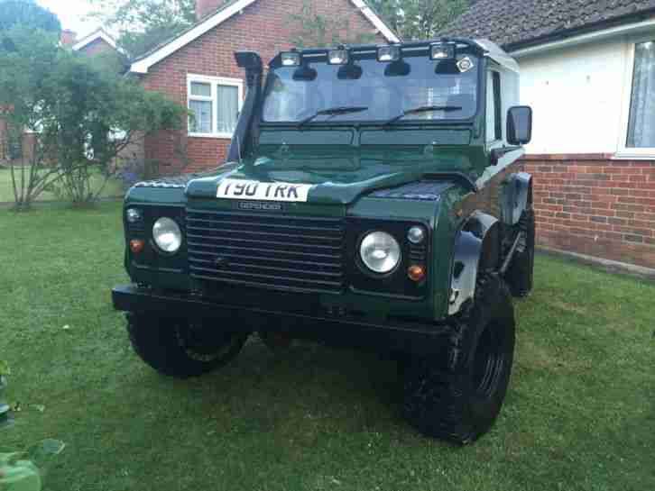 Land Rover Defender TD5 90 Off Road Ready