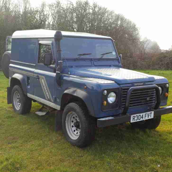Land Rover Defender TDI 90 300. Car For Sale