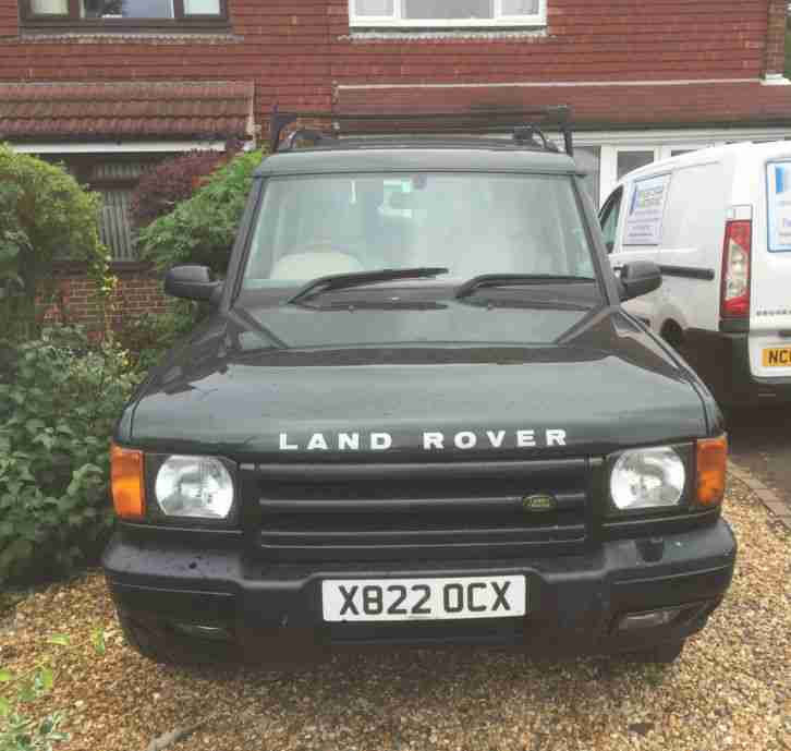 For Sale 2000 Land Rover Discovery 2: Land Rover Discovery 2. Car For Sale