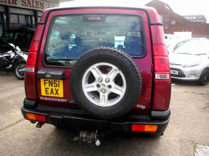 Land Rover Discovery 2.5Td5 ( 5 st ) Td5 GS (5 seat)