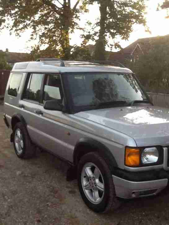 land rover discovery 2 td5 5 seater 4x4 car for sale. Black Bedroom Furniture Sets. Home Design Ideas