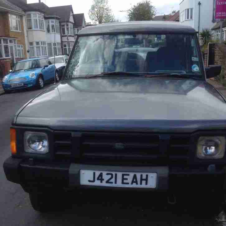Land Rover Discovery 200 (1992) Diesel 2.5. Car For Sale