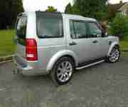 Land Rover Discovery 3 2.7TD V6 2006MY S