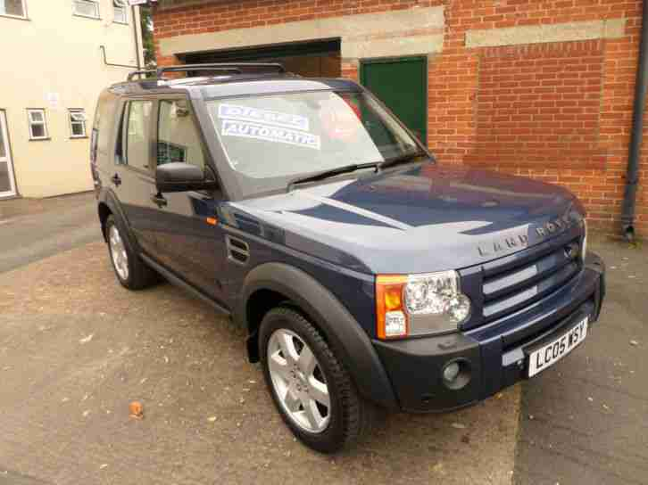 Land Rover Discovery 3 2.7TD V6 auto 2005MY