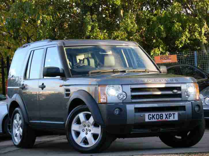 land rover discovery 3 2 7tdv6 hse auto car for sale. Black Bedroom Furniture Sets. Home Design Ideas