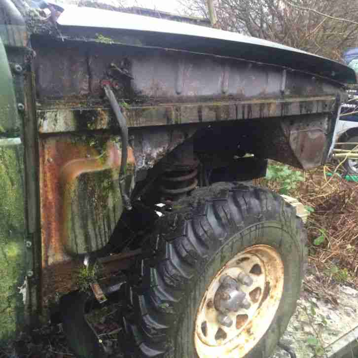 Land Rover Discovery 1 3 Door For Sale: Land Rover Discovery 3 Door Shell & Chassis Project
