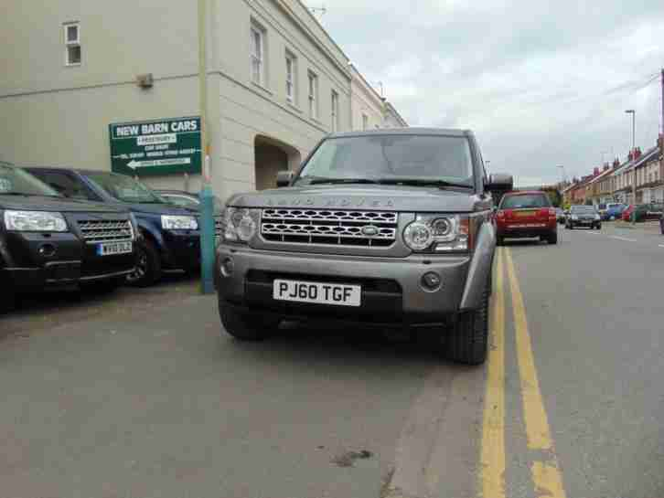 Land Rover Discovery 4 3.0TDV6 ( 242bhp ) 4X4