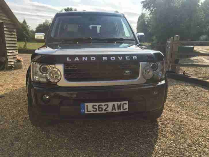 Land Rover Discovery 4 Hse Luxury 3 0 Twin Turbo Diesel