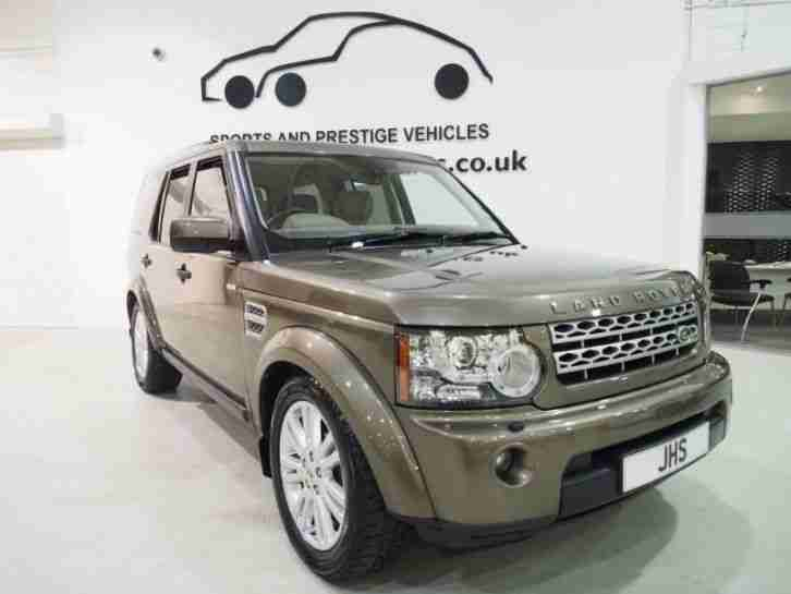 Land Rover Discovery Estate 4 TDV6 HSE