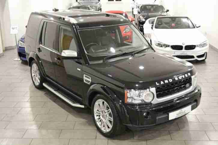 Land Rover Discovery Estate SDV6 HSE LUXURY