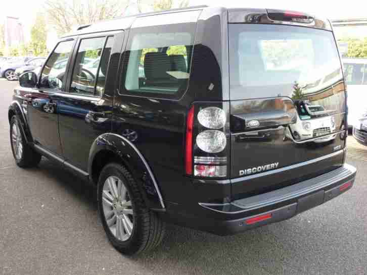 Land Rover Discovery Tdv6 Hse 3.0 5dr Estate Automatic Diesel