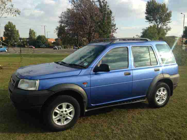 land rover freelander 1 8 2001my s 4x4 jeep february 2015. Black Bedroom Furniture Sets. Home Design Ideas
