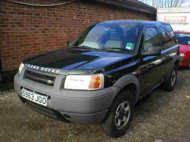 Land Rover Freelander 1.8i 3 door