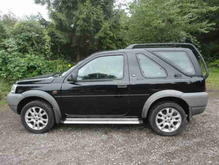 land rover freelander 2 0 2001my td4 es car for sale. Black Bedroom Furniture Sets. Home Design Ideas