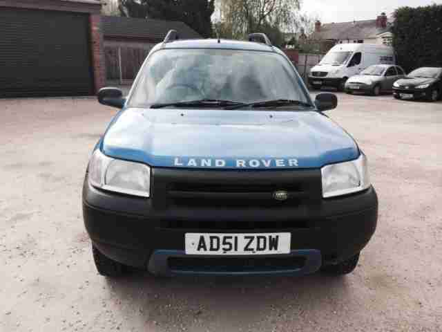 Land Rover Freelander 2.0 2001MY Td4 S