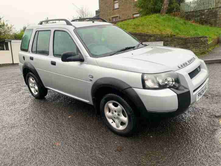 Land Rover FreeLander. Other car from United Kingdom