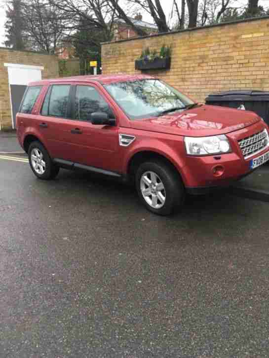 Land Rover Freelander 2 Automatic 2008