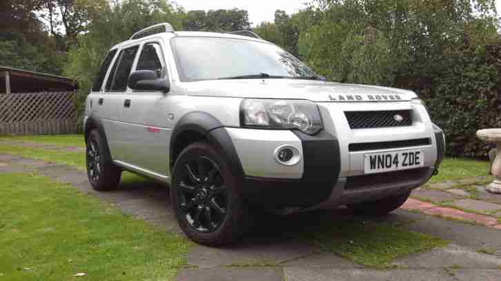 land rover freelander td4 sport 2004 car for sale. Black Bedroom Furniture Sets. Home Design Ideas