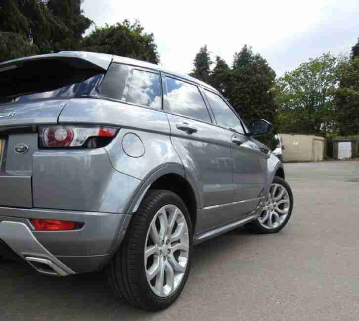 Land Rover Range Rover Evoque 2.2 SD4 2014 Dynamic Lux AWD 5dr