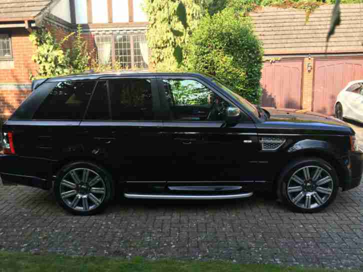 Land Rover Range Rover Sport 3.0TD ( 255bhp ) 4X4 Auto 2012MY Autobiography