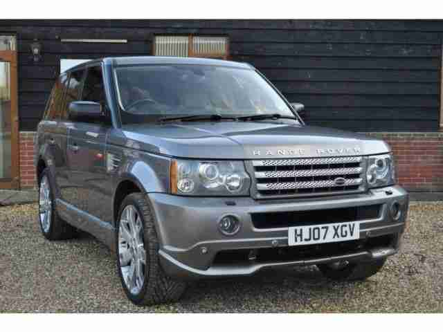 Land Rover Range Rover Sport 4.2 HSE 5dr 4WD
