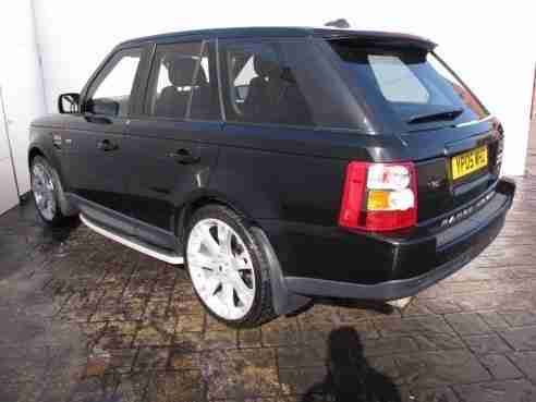 Land Rover Range Rover Sport 4.2 V8 SUPERCHARGED 1ST ED