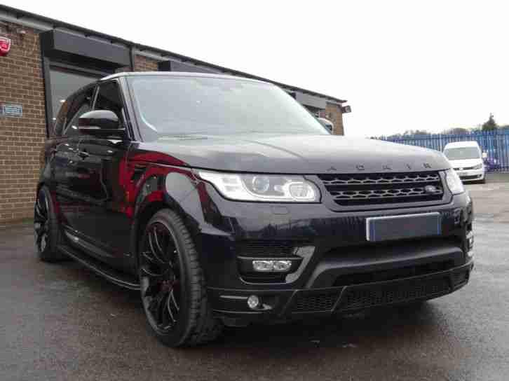 land rover range rover sport adair adair asv rrs noir edition car for sale. Black Bedroom Furniture Sets. Home Design Ideas