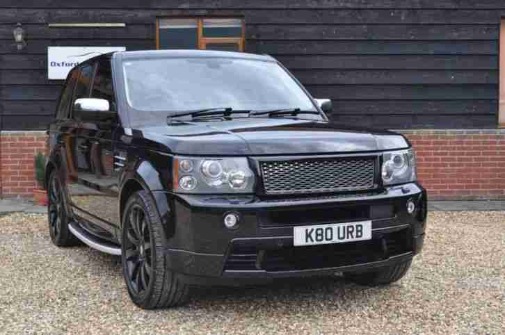land rover range rover sport supercharged hst petrol automatic 2006 k. Black Bedroom Furniture Sets. Home Design Ideas