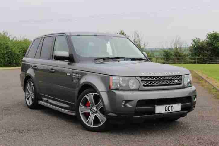 land rover range rover sport v8 hse supercharged 2010 model car for sale. Black Bedroom Furniture Sets. Home Design Ideas