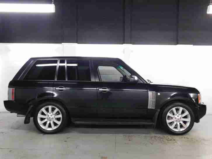 Land Rover Range Rover V8 Supercharged PETROL AUTOMATIC 2007/07