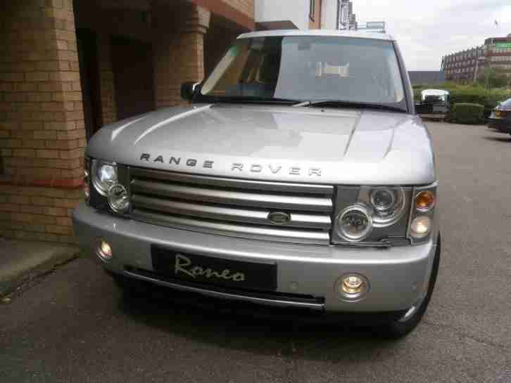 Land Rover Range Rover VOGUE V8 4.4 AUTOMATIC 2005 STUNNING, LOW ROAD TAX