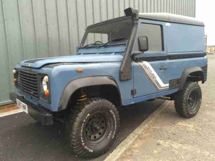 Land Rover defender 90 200 TDI