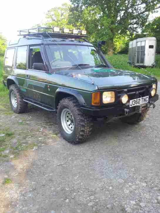Land Rover Discovery 200tdi 3 Door Car For Sale