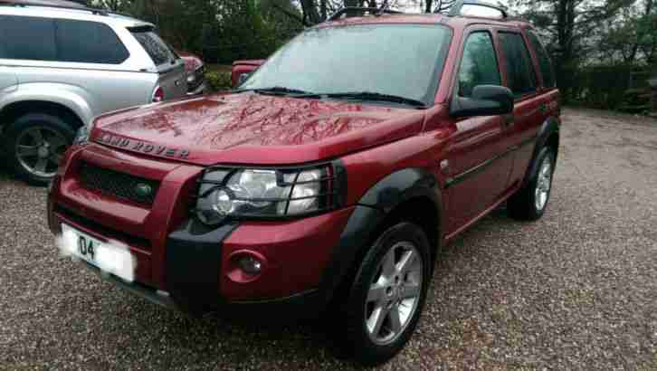 Land rover FreeLander. Land & Range Rover car from United Kingdom