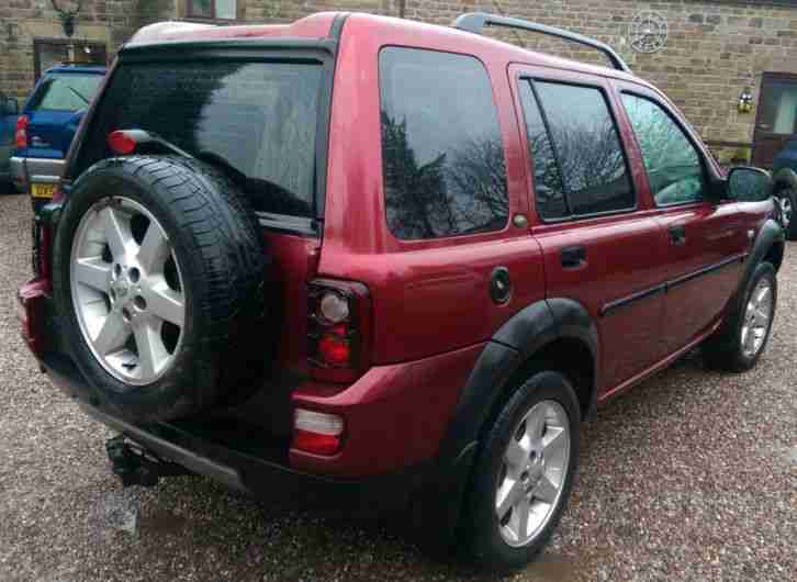 description Freelander