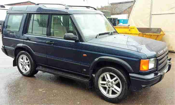 Landrover Discovery TD5 ES Auto