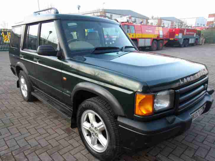Landrover Discovery TD5 ES Diesel Auto