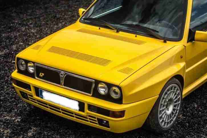 Lanicia Delta Integrale Evo 2 Giallo Ginestra may px or swap