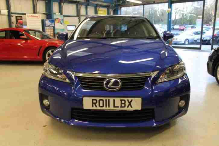Lexus CT 200h Hatchback SE-L PREMIER UP TO 70 Mpg