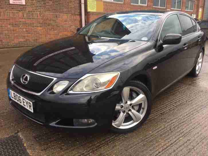 GS 300 3.0 CVT SE Automatic Black Full