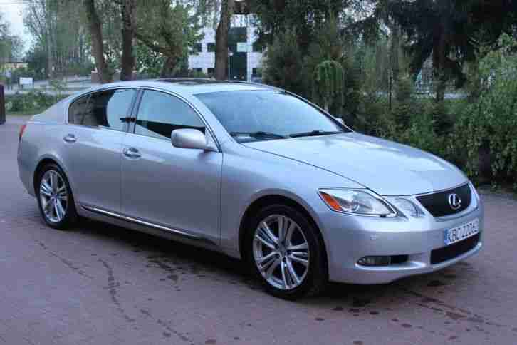 lexus gs 450h left hand drive fully loaded with black leather car for sale. Black Bedroom Furniture Sets. Home Design Ideas