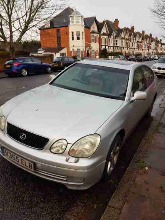 GS300 1999 no reserve spares repairs