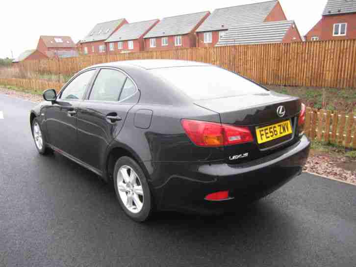 Lexus IS 220d 2.2TD 4dr - SERVICE HISTORY - HPi CLEAR - 2006