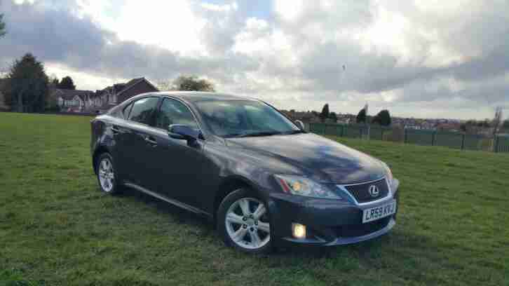 Lexus IS 220d 2.2TD SE 2.2 diesel 2009 96k mileage 2 keys