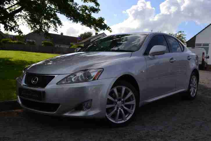 lexus is 220d se 4dr 2006 56 car for sale. Black Bedroom Furniture Sets. Home Design Ideas